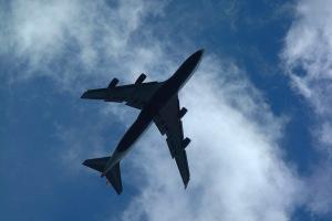 747overhead