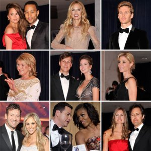 Celebrities-White-House-Correspondents-Dinner-2012