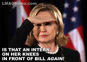 clinton-intern-knees