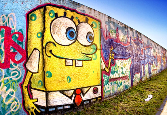 spongebob-graffiti