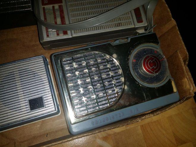 Radio from lot