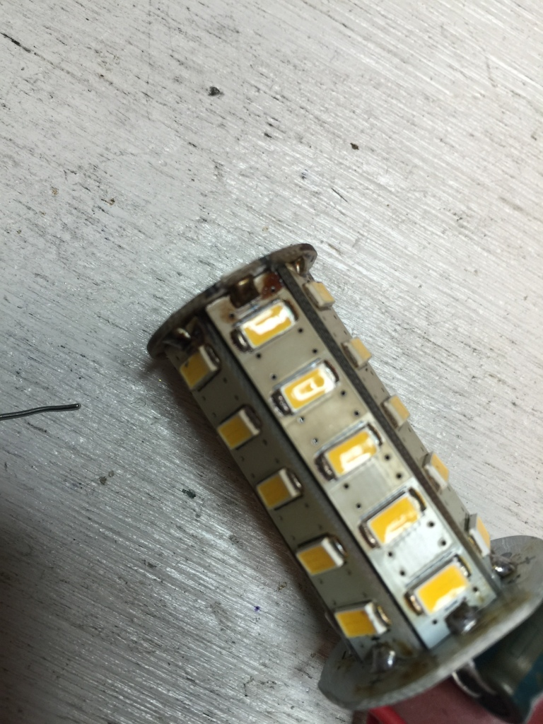 Failed LED