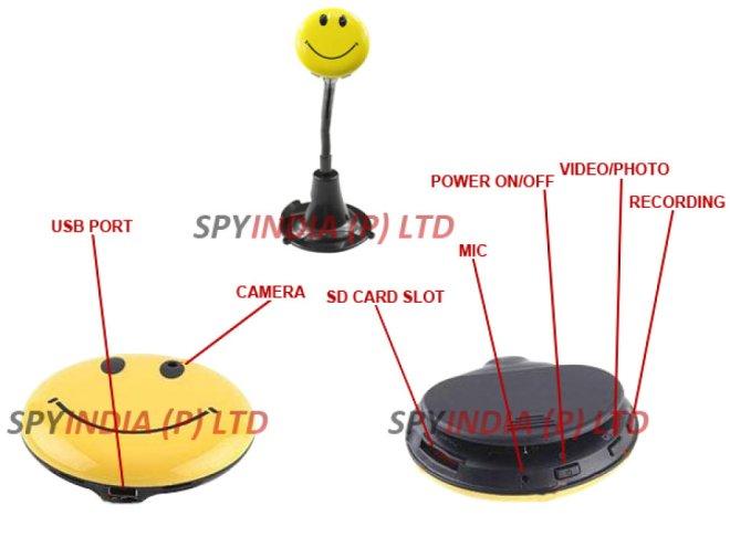 smiley-spy-camera