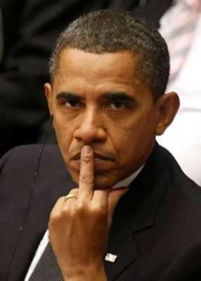 So Un-presidential..